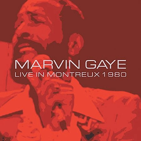 Marvin Gaye - Live In Montreux (1980) CD - EDGCD234