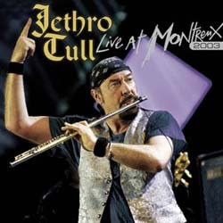 Jethro Tull - Live In Montreux CD - EDGCD363