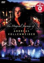Andreas Vollenweider - The Magical Journey's Of DVD - EDVD03