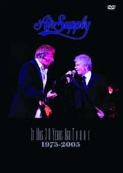 Air Supply - Air Supply - Live In Torronto DVD - EDVD002