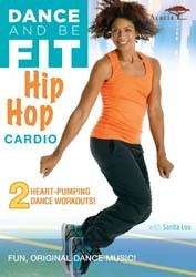 Dance And Be Fit- Hip Hop Cardio DVD - EFDVD 007