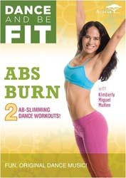 Dance And Be Fit- Abs Burn DVD - EFDVD 008