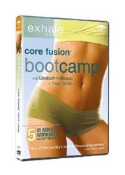Fitness Dvd - Core Fusion Bootcamp DVD - EFDVD 017