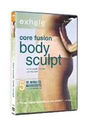 Fitness Dvd - Core Fusion Body  DVD - EFDVD 018