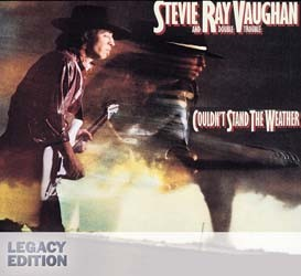 Stevie Ray Vaughan - Couldn't Stand The Weather (Expanded) CD - EK65871