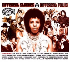 Sly And The Family Stone - Different Strokes By Different Folk CD - EK94996