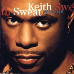 Keith Sweat - Get Up On It CD - EKCD 6225