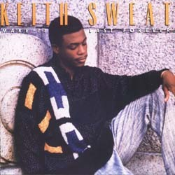 Keith Sweat - Make It Last Forever CD - EKCD 6229
