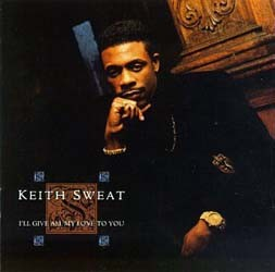 Keith Sweat - I'Ll Give All My Love To You CD - EKCD 6230