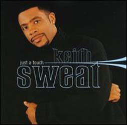 Keith Sweat - Just A Touch CD - EKCD 6255