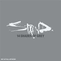 Staind - 14 Shades Of Grey CD - EKCD 6326