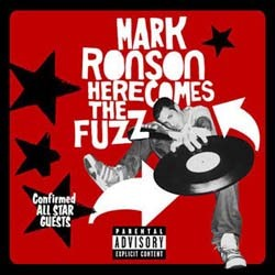 Mark Ronson - Here Comes The Fuzz CD - EKCD 6333