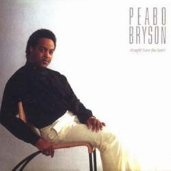 Peabo Bryson - Straight From The Heart CD - EKXD 22