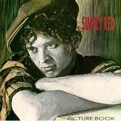 Simply Red - Picture Book CD - EKXD 49