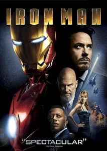 Iron Man DVD - 10223171