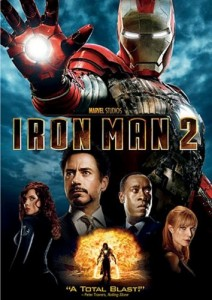 Iron Man 2 DVD - 10223172
