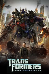 Transformers: Dark of the Moon DVD - EL130519 DVDP