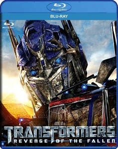 Transformers: Revenge of the Fallen Blu-Ray - ELBD112981 BDP