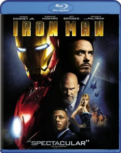 Iron Man Blu-Ray - 10223176