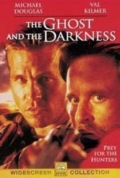 The Ghost And The Darkness DVD - EN101101 DVDP