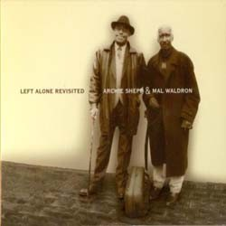 Archie Shepp & Mal Waldron - Left Alone Revisited CD - ENJACD 9141-2