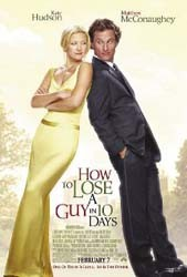 How To Lose A Guy In 10 Days DVD - ES109951 DVDP