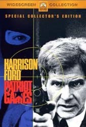 Patriot Games Special Edition DVD - ES109962 DVD