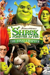 Shrek Forever After DVD - 120420 DVDF