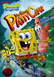 Spongebob Squarepants: The Great Patty Caper DVD - EU120442 DVDP