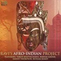 Ravi's Afro-India Project CD - EUCD2205