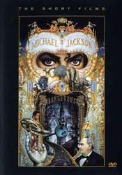 Michael Jackson - Dangerous - The Short Films DVD - EVD49164