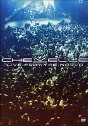 Chevelle - Live From The Norva DVD - EVD55813