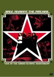 Rage Against The Machine - Live At Grand Olympic Auditorium DVD - EVD56012