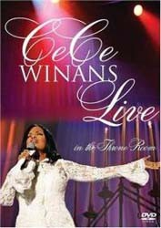Cece Winans - Live At The Throne Room DVD - EVD58721