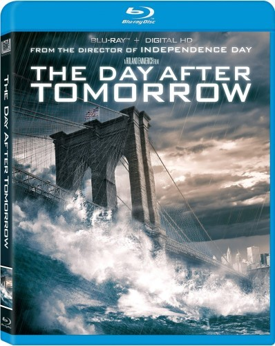 The Day After Tomorrow Blu-Ray - F126503 BD