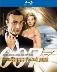 007 James Bond: From Russia With Love Blu-Ray - F429249 BD