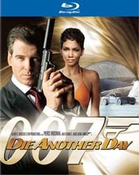 007 James Bond: Die Another Day Blu-Ray - F429262 BD