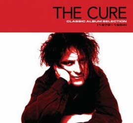 Cure - Cure: Classic Album Selection (5Cd) CD - 06007 5335646
