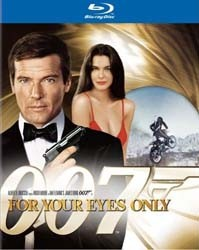 For Your Eyes Only Blu-Ray - F429267 BD