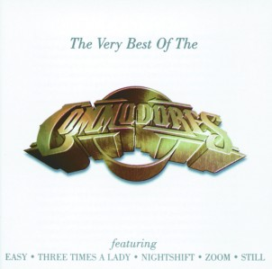 Commodores - The Very Best Of The Commodores CD - FPBCD 057