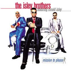 The Isley Brothers - Mission To Please CD - FPBCD 077