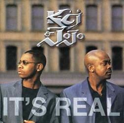 K-Ci & Jojo - It's Real CD - FPBCD 200
