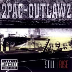 2Pac + The Outlawz - Still I Rise CD - FPBCD 227