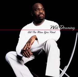 Will Downing - All The Man You Need CD - FPBCD 252