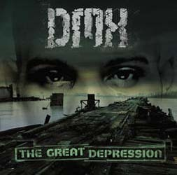 DMX - The Great Depression CD - FPBCD 307