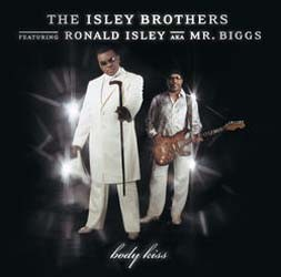 The Isley Brothers - Body Kiss CD - FPBCD 377