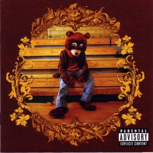 Kanye West - The College Dropout CD - FPBCD 416