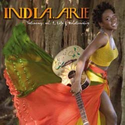 India.Arie - Testimony: Vol. 1 Life & Relationship CD - FPBCD 537