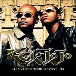 K-Ci & Jojo - All My Life - Greatest Hits CD - FPBCD 566