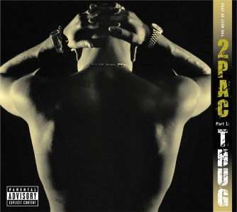 2Pac - The Best of 2Pac, Pt. 1: Thug CD - FPBCD 573